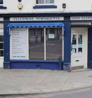 Ellesmere Newsagents