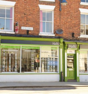Halls Auctioneers and Estate Agents