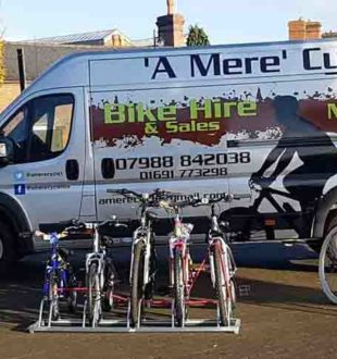 'A Mere' Cycle Hire & Sales